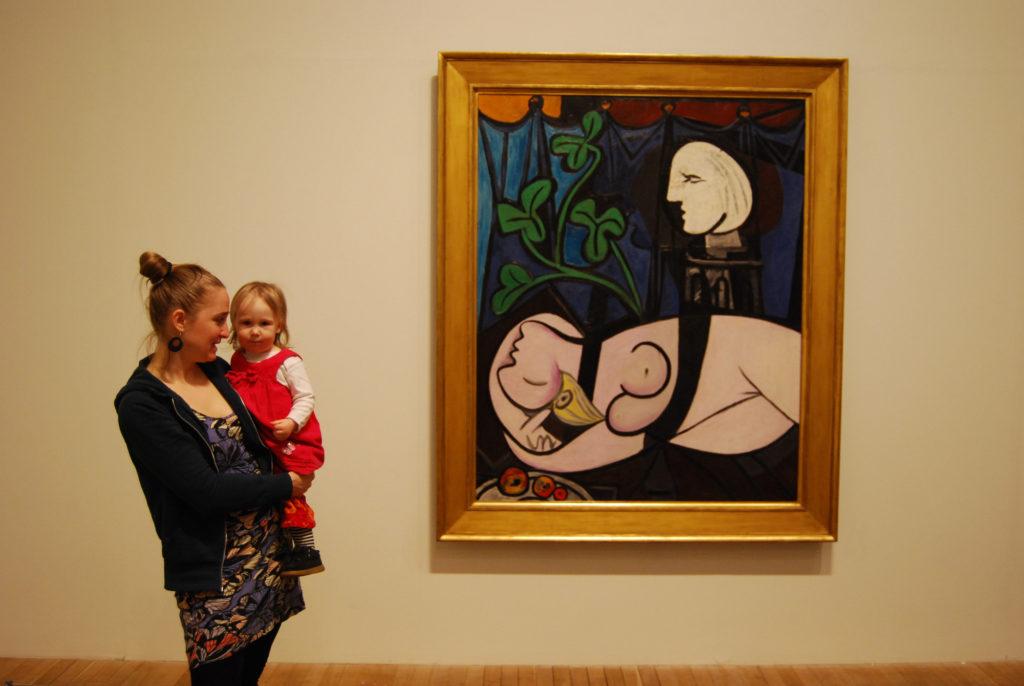 Londonis Tate Modern muuseumis tutvume klassikaga. 2011