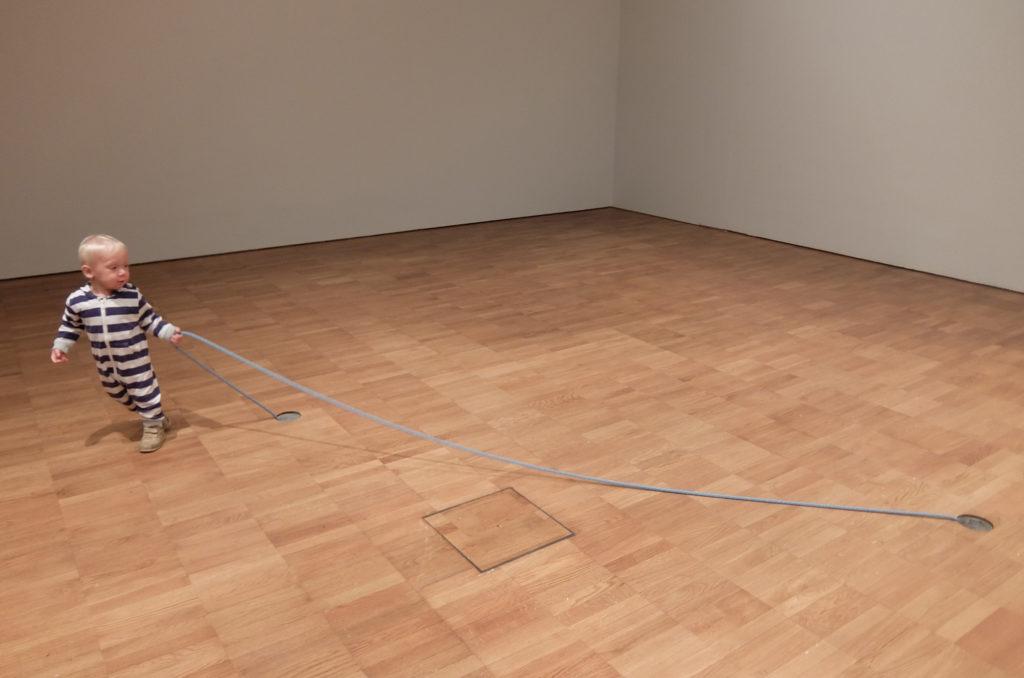 Neeme Külma teosega suhestumas. Jätk. Näitus Arhiivi ja arhitektuuri vahel. Kumu. 2016
