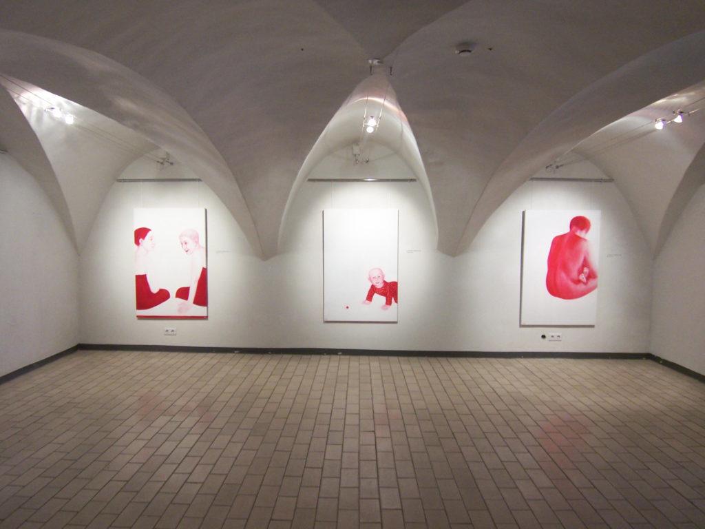 Näitus. Teisipäeviti, Y-galerii. 2008