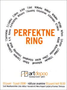 Perfektne ring plakat